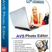AVS Photo Editor 2.3.4.148 Activation Code & Full Crack Download