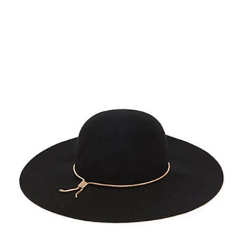 Lariat Band Floppy Hat