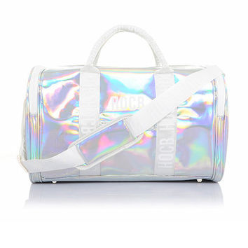 Accessories : Iridescent House of CB Logo Holdall Gym Bag