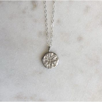 Sterling Silver Starlight Pendant