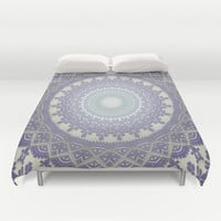 Concinnity & Chaos Duvet Cover by Elias Zacarias