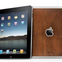 Karvt Wooden iPad Skins by KARVT for KARVT - Free Shipping