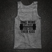Some Moms Lift More Than Just Their Kids