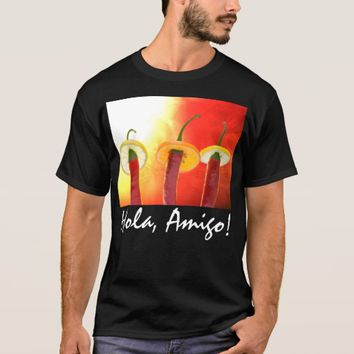 The Red, The Hot, The Chili T-Shirt