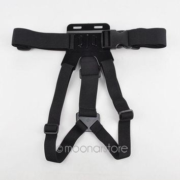 DCCKFS2 For GoPro Accessories Chest Mount Harness Chesty Strap  For Gopro Hero 3 2 1 Camera Accessories