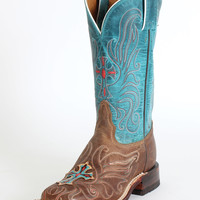 Tony Lama® Ladies' San Saba Vintage 11