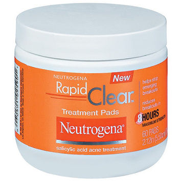 Neutrogena Rapid Clear Daily Pads | Ulta Beauty