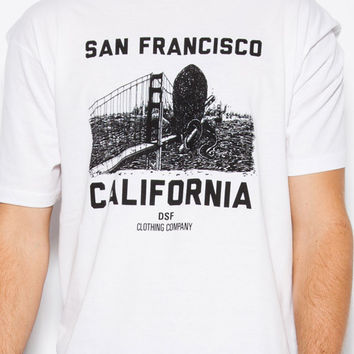 SF Attack Tee