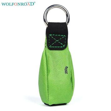 DKLW8 WOLFONROAD Outdoor Sport Line-throwing Sandbag Tree Climbing Rope-throwing Bag Rock Tree Climbing Equipment L-XDQJ-156
