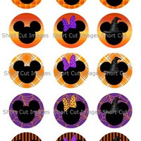 Halloween Themed Mouse Heads