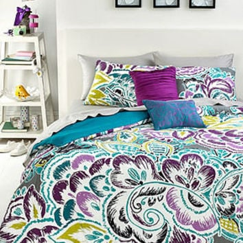 Nadia 2 Piece Twin Comforter Set - Sale Bed in a Bag - Bed & Bath - Macy's