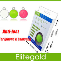 Wireless Bluetooth 4.0 Low Energy Safe Guard Bluetooth Key Finder for ISO,Android Smart Phone Samsung S4/S5 Retail Package 3Colors