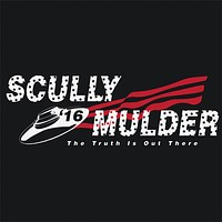 Scully Mulder 2016 X-Files