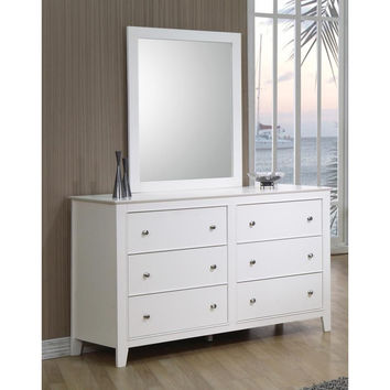 Selena Collection Dresser by Coaster