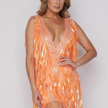 Disco party dress