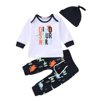 Toddler Baby Girl Clothes Long Sleeve Tops Sweatshirt Leggings Pants Outfits Clothes Set 2PCS