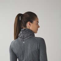 run and done neck warmer