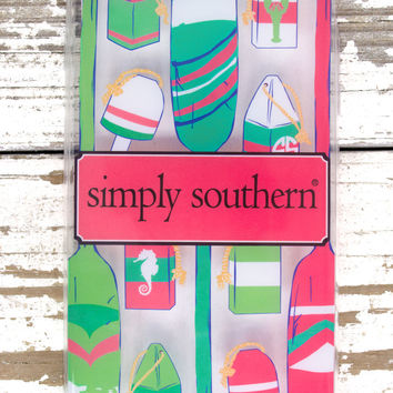 Oars I-Phone 6/6S Plus Case/ Simply Southern