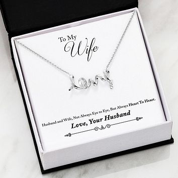 To My Wife - Scripted Lover - Heart to Heart