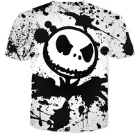 Jack skellington shirt