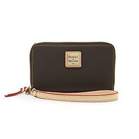 Dooney & Bourke Zip-Around Multifunction Phone Wallet
