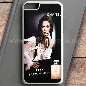 Coco Mademoiselle Noir Paris Chanel iPhone 6S Plus Case | casefantasy