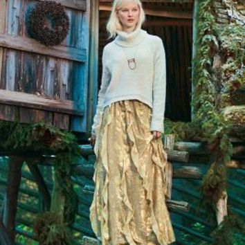 Fallen Star Maxi Skirt By Moulinette From Anthropologie