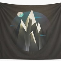 'Where I belong' Wall Tapestry by happymelvins