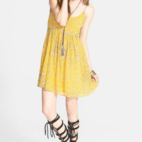 'Periscopes in the Sky' Babydoll Dress