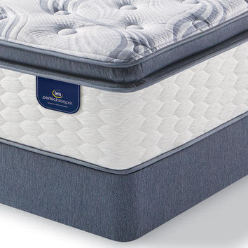 Serta Perfect Sleeper Teddington Firm Queen Super Pillowtop Mattress - Sears