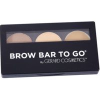 Brow Bar to Go, Brush on Brow - Gerard Cosmetics, Blonde to Brunette (Blonde)