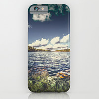 End of the road iPhone & iPod Case by HappyMelvin