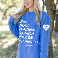 You Are My Lobster - Flo Blue Sweatshirt