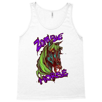zombie horse classic Tank Top