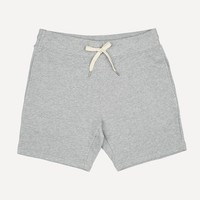 State High Grade Sweat Shorts in Heather