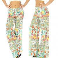 Island Girl Palazzo Pants, Awesome Summer Pants