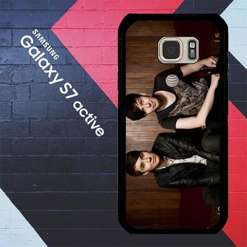 Dan And Phil Z1036 Samsung Galaxy S7 Active Case