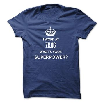 I Work At Zilog - Whats