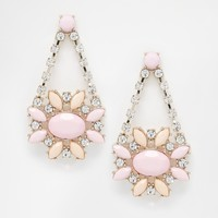 Lipsy Statement Drop Earrings