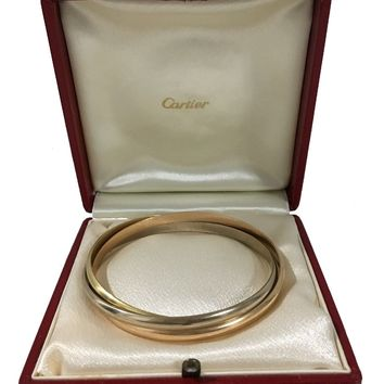 Cartier Trinity Bracelet 18 K/ 750 Multicolor Gold
