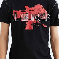 Defend Brooklyn X Spike Lee Tell Your Own Stories Tee- Black