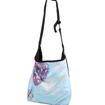 Disney Up Adventure Is Out There Hobo Bag