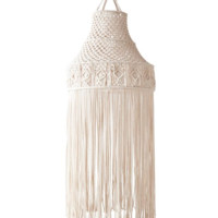 Macrame Canopy - Gypsy Flair!