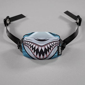 Shark Mask Chin Strap Cover