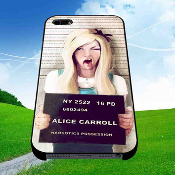 Alice for iPhone 4/4s/5/5s/5c/6/6+, iPod, Samsung Galaxy S3/S4/S5/S6, HTC One, Nexus *ST*