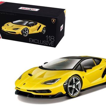Lamborghini Centenario Exclusive Edition 1:18 Diecast Model Car by Maisto