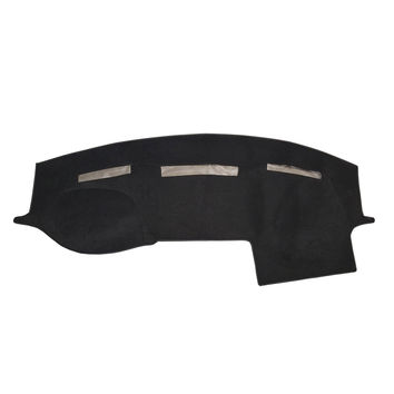 Carpet Dashboard cover for 2010-2015 Dodge Ram Pick-Up 2500 mat pad-DO68