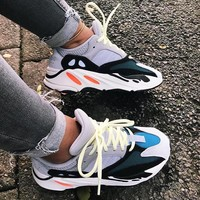 Adidas Yeezy 700 New Fashion Runner Boost Sport Casual Running Personality Women Men Shoes