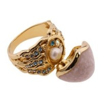 Disney Couture Little Mermaid Ariel Shell Ring