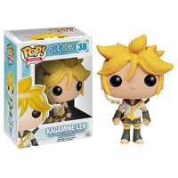 Funko POP! Vocaloid - Vinyl Figure - KAGAMINE LEN (Pre-Order ships June): BBToyStore.com - Toys, Plush, Trading Cards, Action Figures & Games online retail store shop sale